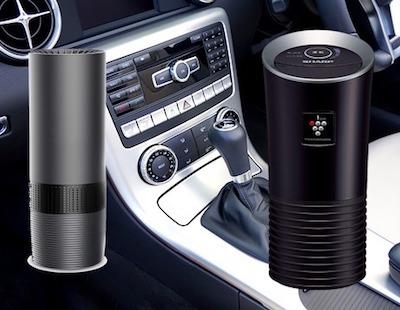 車の空気清浄機は絶対フィルター付きがいい!選び方のポイントとオススメはコレ!
