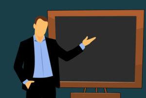 専門家の教え