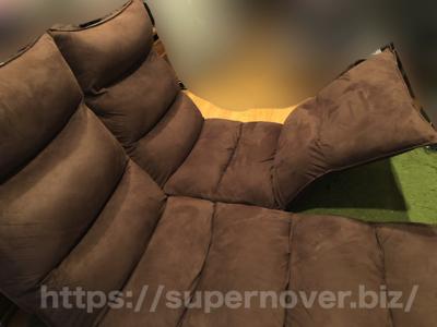 1億円座椅子(ビッグ・ラージサイズ)の足上げバージョン