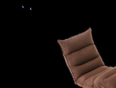 1億円座椅子(ビッグ・ラージサイズ)を運んでいる様子
