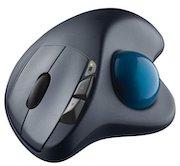 ロジクール ワイヤレスマウス トラックボール 無線 SW-M570 Unifying 5ボタン