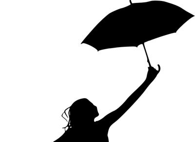 雨具(傘やカッパ)