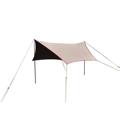 テンマクデザイン(tent mark designs) 焚火 タープ コットンヘキサ