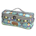 YOGOTOクッキングツール ボックス 調理器具 入れ 調味料ケース アウトドア 収納バッグ バーベキュー キャンプ キッチンツールボックス コンテナ