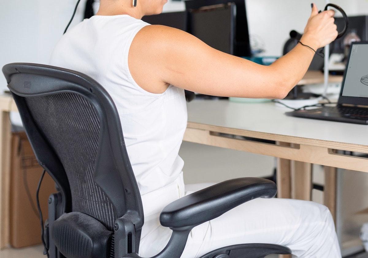 PCチェアに長期間座っても大丈夫?